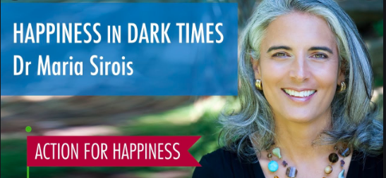 """Happiness in Dark Times"""